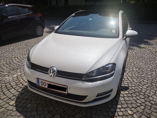 VW Golf VII 2 0