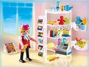 Playmobil Hotelshop