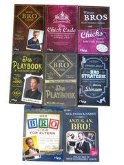 Bücher Bro-Code-Sammlung 8 Bücher