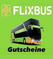 Flixbus Gutscheine Wert 156