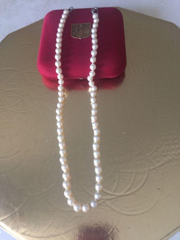 Original Majorica Perlenkette aus Mallorca