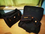4tlg Set Reisetasche Hemdentasche 2