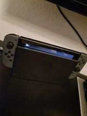 Nintendo Switch Grau inkl 3