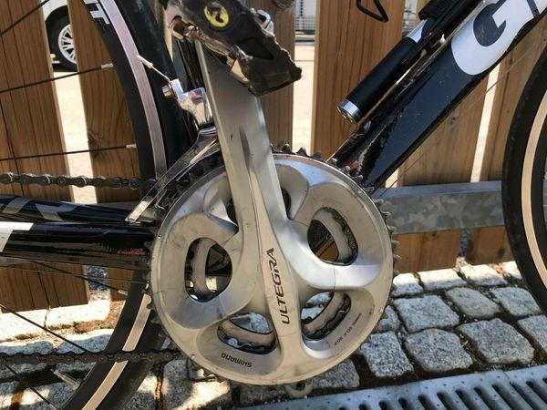Rennrad Giant TCR komplett Ultegra