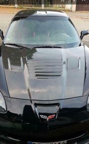 Corvette C6 C06 Motorhaube Carbon