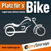Platz für s Bike - Motorrad
