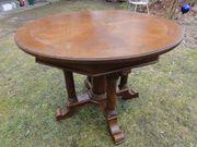 Runder Tisch Esstisch Kartentisch Eiche