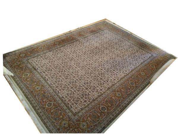 Orientteppich Indien Herati 344 cm