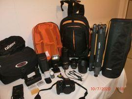 Canon EOS 600D 18 MP: Kleinanzeigen aus Gerolstein - Rubrik Digitalkameras, Webcams