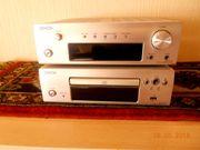 Denon DCD-F107 und AM-FM Stereo