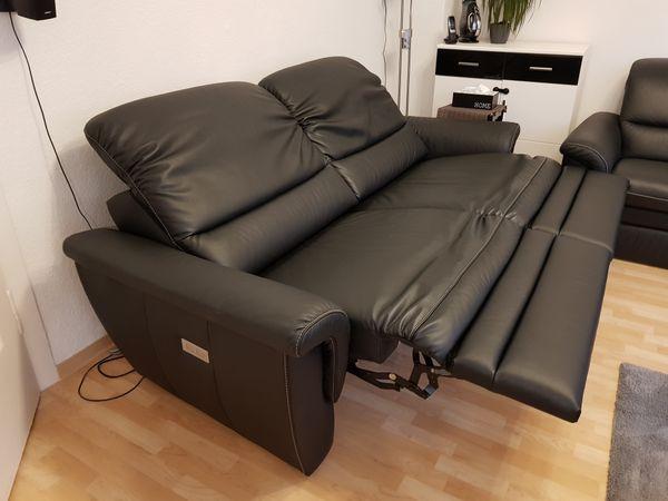 Ledercouch 25 Sitzer 3 Sitzer Mit Relaxfunktion
