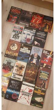 Bücher Konvolut