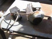 Kreissägenmotor Elektra Beckum