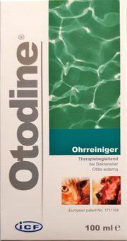 2x Otodine Ohrreiniger 100ml - Ohrspüllösung