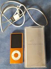 iPod Nano 8 GB Orange