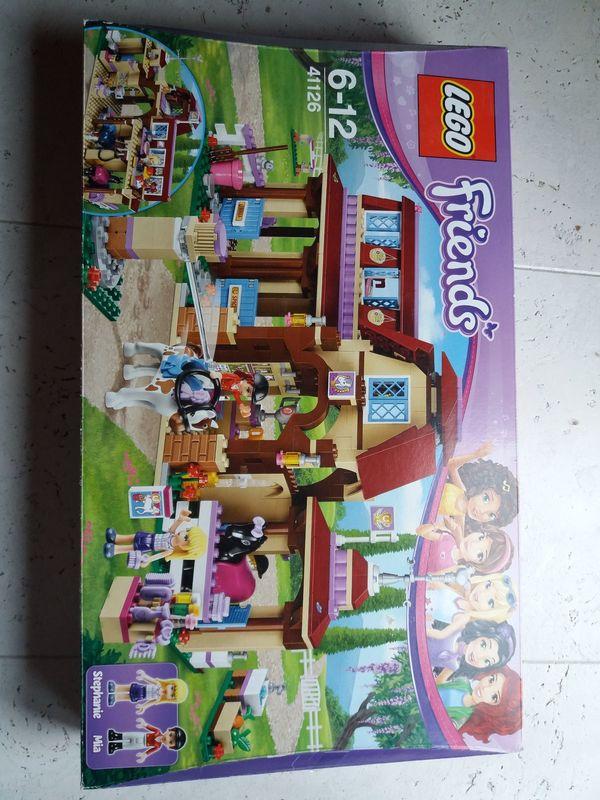 Lego Friends Reiterhof