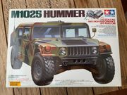 M1025 Hummer TAMIYA Modellauto
