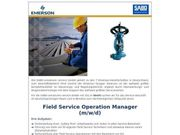 Field Service Operation Manager m