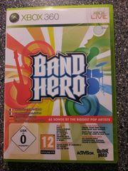 Xbox 360 Spiel Band Hero