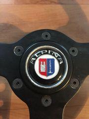 Alpina Gravur Steering Wheel Lenkrad
