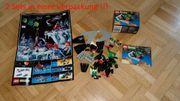Lego Space Police M-Tron Black-Tron