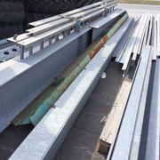 Stahlträger HEA lackiert u Winkel