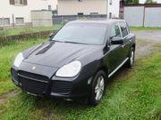 Porsche CAYENNE V 8 Turbo