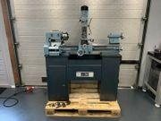 Emco Maximat V10-P Fräsaufsatz Drehmaschine
