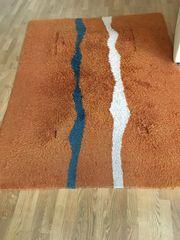 Teppich orange