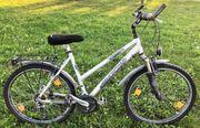 RIXE 21-Gang Alu Damen City-Fahrrad