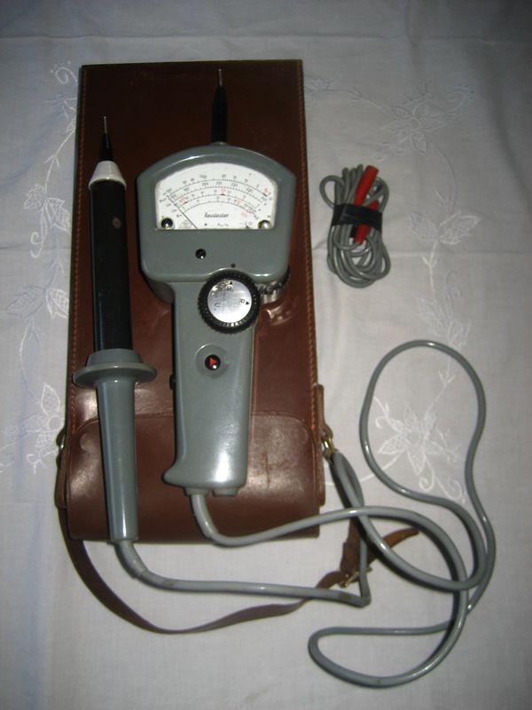 Revitester Multimeter Metrawatt Messgerät Messtechnik