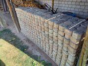 Randsteine und Pflastersteine zu verschenken