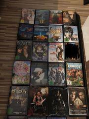 99 DVD s BluRays und