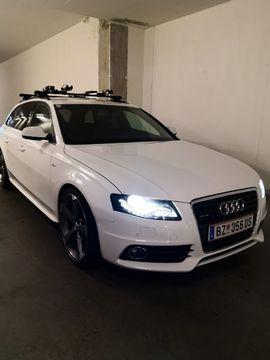 Bild 4 - Audi A4 Avant Quattro S-Line - Vandans