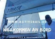 Bootsfahrlehrer - Dozent für amtlichen Sportbootführerschein