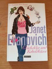 Janet Evanovic Glücksklee und Koboldküsse