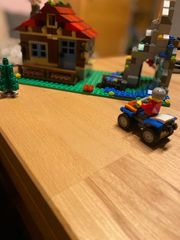 Lego creator 3in1 Berghütte