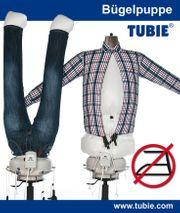 TUBIE Bügelmaschine - Trocknen und Bügeln