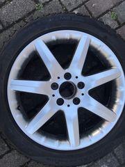 Mercedes-Benz Alufelgen 7 5x17 ET