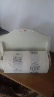 Küchen papier Halterung