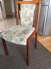 Kirschbaum Holz Stühle