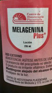 Melagenina PLUS Hautpflege Lotion