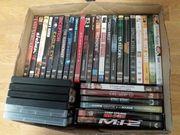 35 DVDs mix