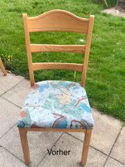 Sessel für Upcycling