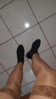 Damenschuhe in schwarz Fetisch