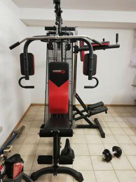 Kraftstation/Fitnessturm
