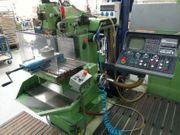 CNC Werkzeugfräsmaschine Deckel FP 2
