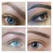 Permanent Make Up Microblading