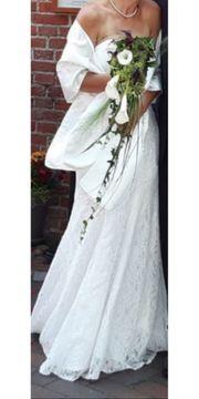 Stola zum Brautkleid oder Abendkleid