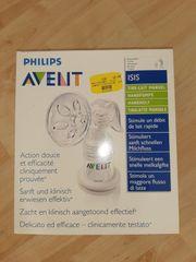 Philips Avent Isis Milchpumpe Handpumpe